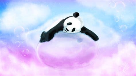 Panda Beautiful Cool Hd Wallpaper 2013
