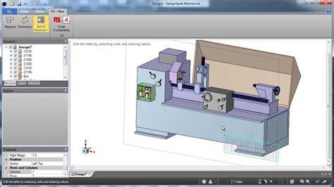 panel design  designspark mechanical youtube