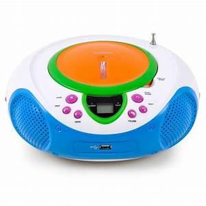 Kinder Mp3 Player : cha ne hi fi enfants st r o musique radio lecteur laser cd mp3 aux lenco scd 40 usb kids achat ~ Sanjose-hotels-ca.com Haus und Dekorationen