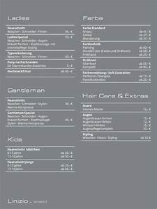 Viebrockhaus Preisliste 2017 Pdf : linizio friseur in ostfildern nellingen ~ Frokenaadalensverden.com Haus und Dekorationen