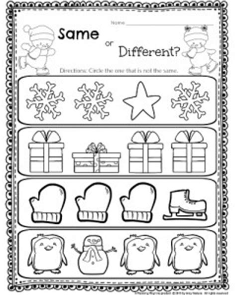 images  opposites worksheets christmas