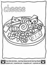 Cheese Coloring Printable Mouse Template Mac German Animals Lucy Printables Cake Popular Getcoloringpages Milk Bread Sketch sketch template