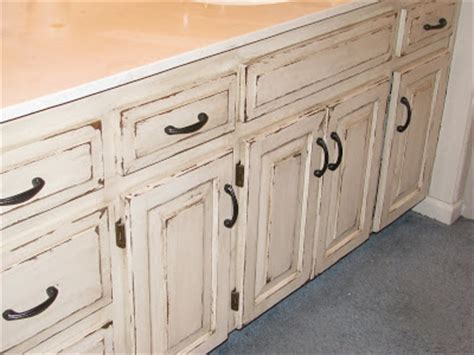how to distress white kitchen cabinets veryyyyyyyyyyry distressed cabinets the magic brush inc 8634