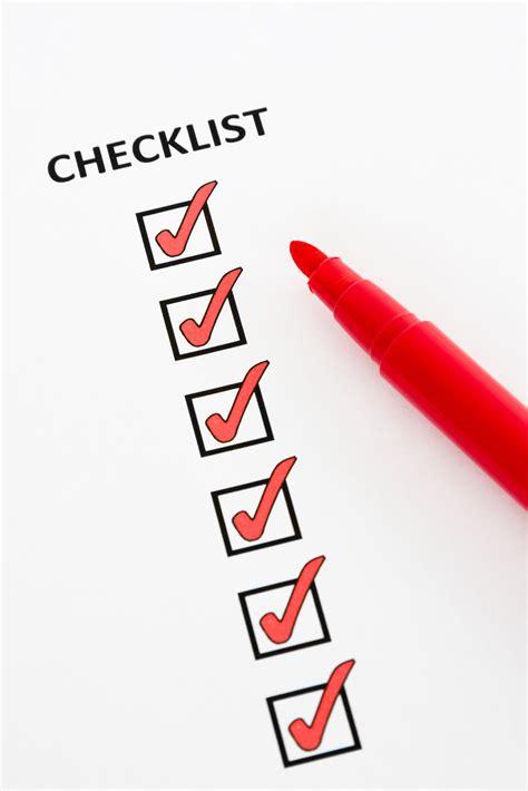 check list association  progressive communications