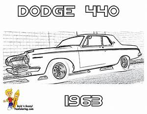Free coloring pages of 69 dodge dart for 1966 dodge dart gt