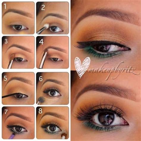 12 + Simple Summer Eye Make Up Tutorials 2014 For Beginners & Learners | Girlshue