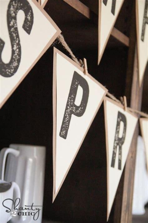 printable banner letters ideas  pinterest