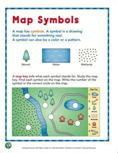 creating map symbols images map skills map