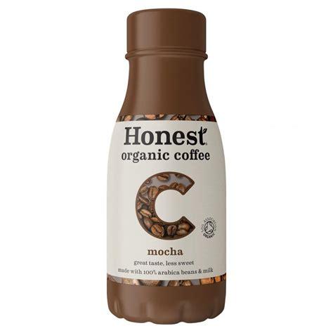 Honest Organic Coffee Mocha 240ml | Approved Food