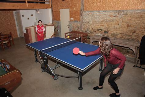 gite avec table de ping pong en vend 233 e