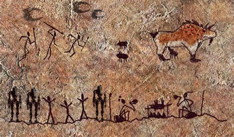 cave paintings cavemen drawings   referred