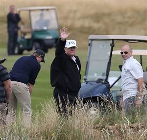 Trump indulges in his 'primary form of exercise' at ...