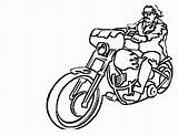 Coloring Motorcycle Pages Printable Drawing Simple Motorbike Sheets Motorcycles Motorbikes Motor Bestcoloringpagesforkids Cool Harley Boys Easy Crayons Gifts Cycle Template sketch template
