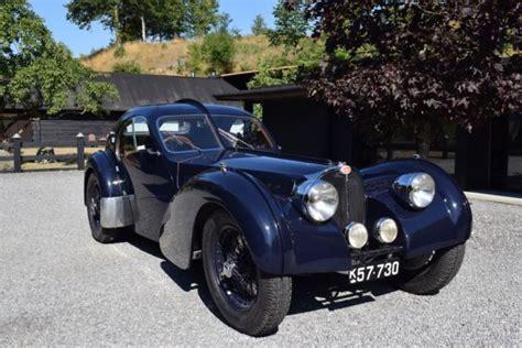 "Pur sang bugatti type 35b for sale. Bugatti type 57 SC ""Atlantic"" 1937-38 -Koux recreation- - Classic 1938 Bugatti Type 57SC"