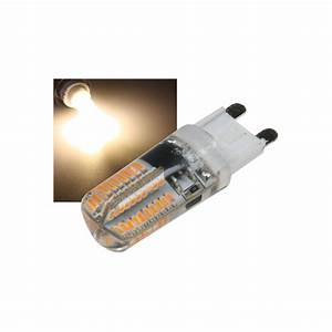 Led G9 Sockel : led smd g9 lampe leuchtmittel dimmbar strahler spot mini ~ A.2002-acura-tl-radio.info Haus und Dekorationen