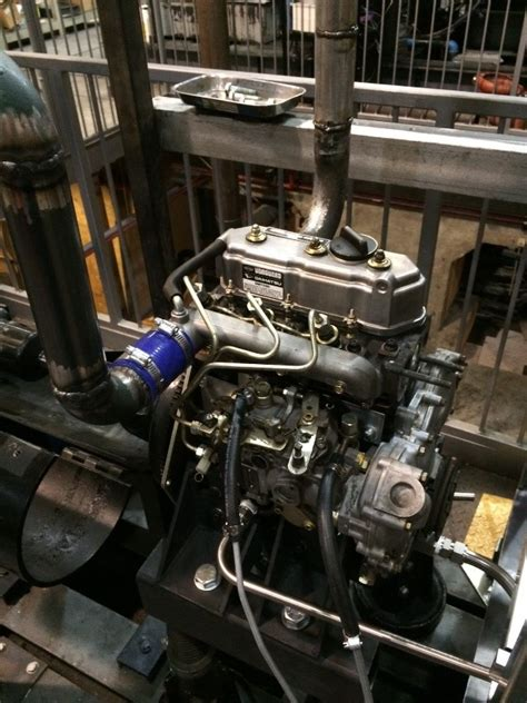 Daihatsu Diesel Engine by Research The Its Lab