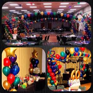 40th birthday decor party ideas pinterest