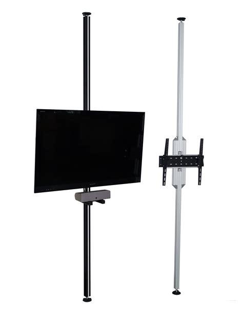 tv halterung stange tv stangen tv halterungen aufstehhilfen boden decken stangen tv s 228 ulen tv halterung f 252 r