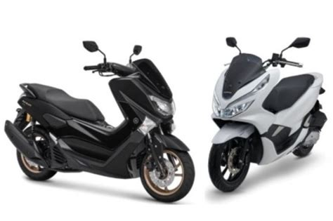 Nmax 2018 Vs by Honda Pcx 2018 Vs Yamaha Nmax Honda Overview