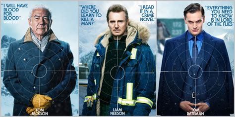key characters  cold pursuit hype