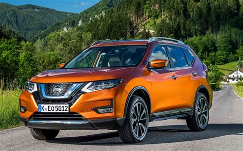 Nissan X Trail 4k Wallpapers by Wallpapers Nissan X Trail 2018 Suv Facelift