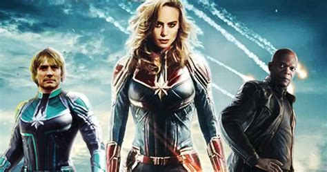 Carol Danvers Dashes Into Action In Latest Peek At Captain