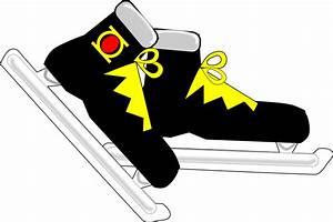 Clipart - Pair of Skates