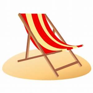 Beach chair Icon | Beach Iconset | DaPino
