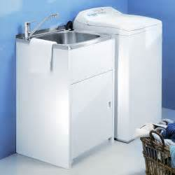 Slop Sink Home Depot by Modern Single Free Standing Laundry Sink With Cabinet
