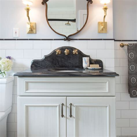Classic Bathroom Remodel   Karr Bick Kitchen & Bath