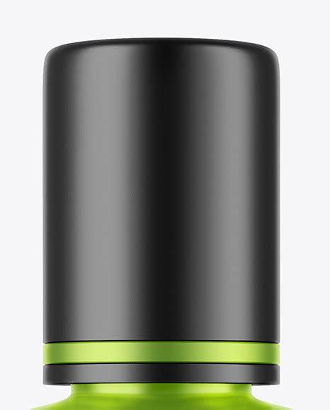 The biggest source of free cosmetic packaging mockups! Metallic Cosmetic Bottle Mockup in Bottle Mockups on ...