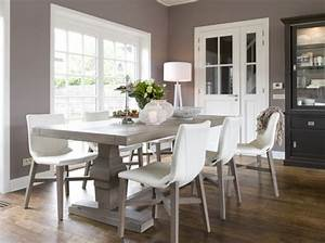 Salle a manger taupe house home pinterest for Deco salle a manger taupe