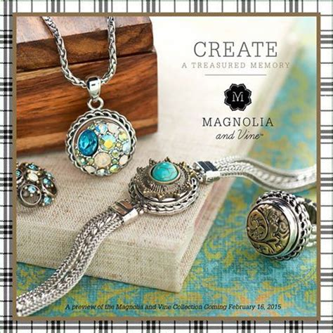 15 Best Images About Magnolia And Vine Jewelry On