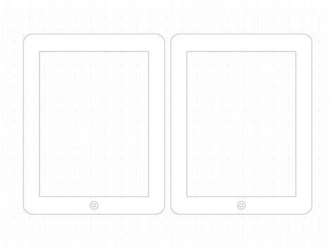 ipad template  ipad template    ideate  sketch flickr