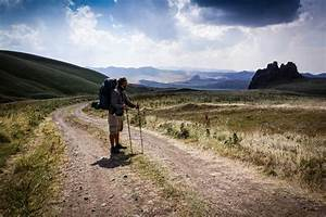 How to create a national hiking trail - Geographical