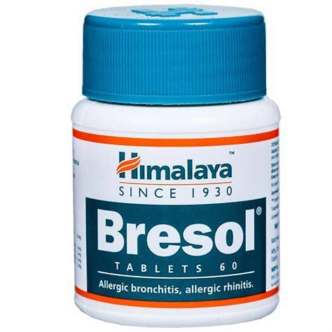 Buy Himalaya Bresol 60 Tablets Online| SastaSundar.com