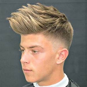 21 Short Sides Long Top Haircuts 2017 | Men's Haircuts ...
