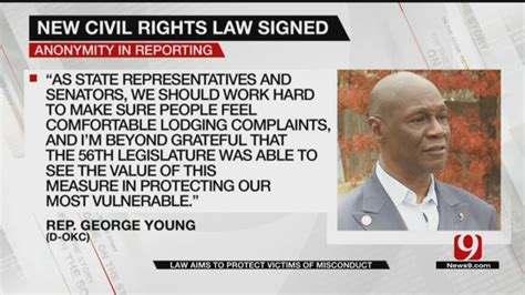 oklahoma law aims  protect  reporting police
