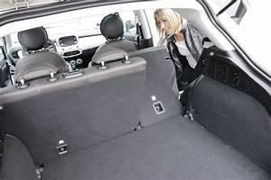 Coffre Fiat 500 : essai fiat 500x l 39 avis d 39 une lectrice sur le petit suv italien photo 22 l 39 argus ~ Gottalentnigeria.com Avis de Voitures