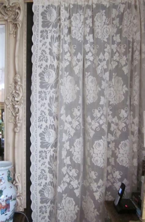 cotton lace curtains furniture ideas deltaangelgroup