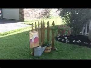 primitive country decorating ideas outdoor yard displays