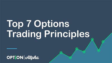 top 7 options trading principles