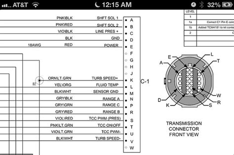 4l60e Wiring Voltage by Prnd Indicator Question