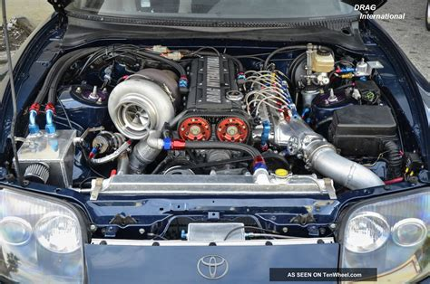 toyota supra turbo targa  hp   promod mm