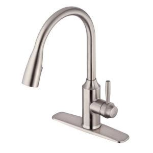 glacier bay laundry sink pull out faucet glacier bay invee 8 in single handle top mount pull