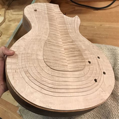 les paul top carving template les paul routing template gallery template design ideas