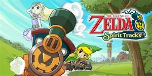 The Legend Of Zelda Spirit Tracks Nintendo Ds Games