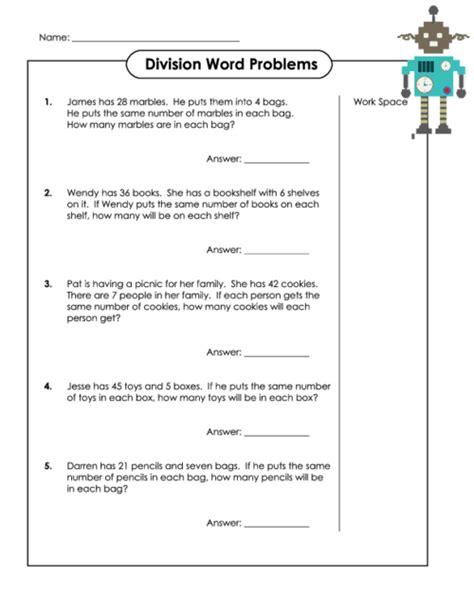 All Worksheets » Interpret The Remainder Word Problems Worksheets  Printable Worksheets Guide