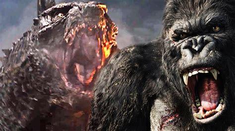 Godzilla Vs Kong 2020 Ending