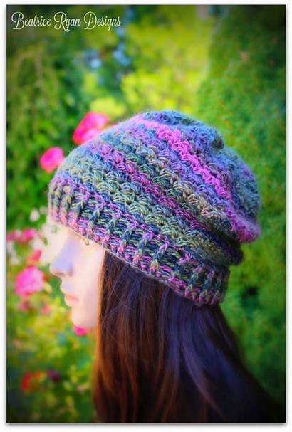 Beanie Winter Crochet Pattern Walk Project Ravelry